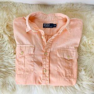 Ralph Lauren Button-Down Shirt M